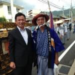 7月14日 大森神社 例大祭