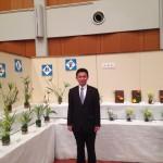 10月19日 お茶と生花の祭典